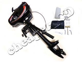 3 5 HP Outboard Motors 2 Stroke Boat Engine 3 5 HP Water Cooled New
