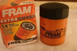 Fram Extra Guard 3X Engine Protection PH8A SureGrip Oil Filter