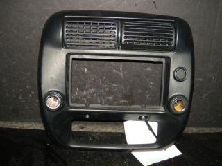 07 Ford Ranger Radio Dash Bezel 898403