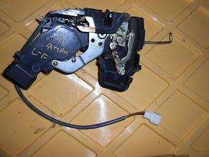 97 01 Toyota Camry Left Front Power Door Latch Lock Actuator O 5DAYS