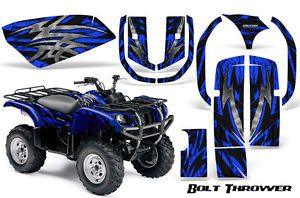 Yamaha Grizzly 660 Graphics Kit Decals Stickers BTBL