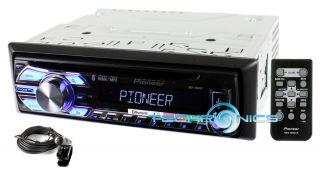 Pioneer Car Stereo with Bluetooth 2yr Waranty Radio CD  iPod Pandora Player