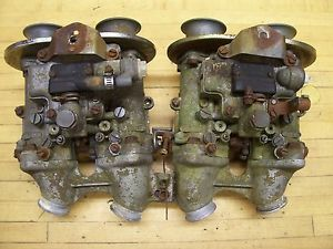 Vintage Dellorto Carburetors Carbs Honda CB750 CB 750 Chopper Bobber Motorcycle