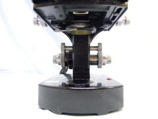 Vintage Wild Heerbrugg M20 Microscope for Parts or Repair