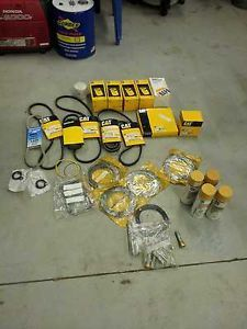 Cat 3208 Caterpillar Diesel Marine Engine Parts Winterization Boat Parts