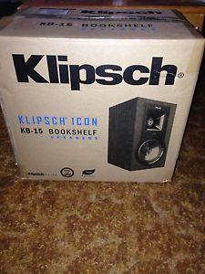 Klipsch Bookshelf Speakers KB 15