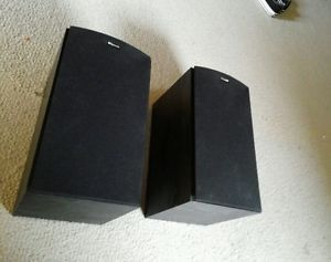 Klipsch Icon 5 1 4 2 Way Bookshelf Speakers