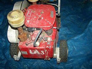 20HP Pressure Washer Kolher Engine Skid Steer Lawn Mower Garden Tractor
