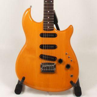 Yamaha SSC 500 Set Neck Electric Guitar and Hard Case