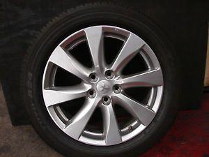 """4 18"""" Mitsubishi Outlander Alloy Wheels Rims Toyo Tires"""