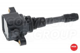 New NGK Ignition Coil Pack Renault Megane MK 3 1 4 TCE 130 Convertable 2010 12
