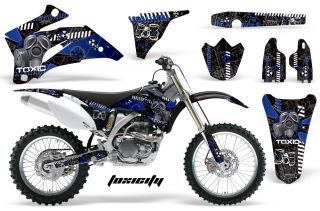 AMR Racing Off Road Dirt Bike Graphic Decal Kit Yamaha YZ 250 450 F 06 09 Tubgk