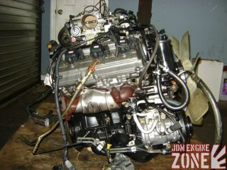 JDM 96 02 Toyota Tacoma Tundra T100 4 Runner 3 4L 6CYL Engine Motor 5VZFE 5VZ