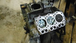 John Deere F915 Diesel Engine Yanmar 3TN66UJ 6x4 Gator Diesel