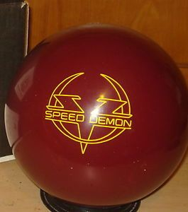 Brunswick Speed Demon Bowling Ball 10 Lbs