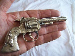 Antique Childs Toy Cap Gun
