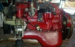 Volvo Penta AQ 171 C Engine Short Block Complete 86mm Forged Crank Rear Thrust