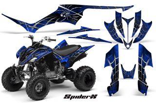 Yamaha Raptor 350 Graphics Kit Creatorx Decals Stickers SXBLB