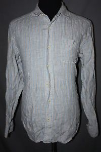 Gant Red Gingham Oxford Checks Cotton Button Sports Shirt XXL 2XL EUC CYS