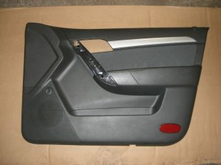 07 11 Chevy Aveo Notchback Passenger Front Right Front Door Panel RF 7