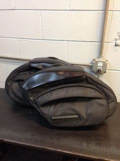 Harley FXDXT T Sport Saddle Bags Dyna Defender
