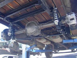 55 56 57 58 59 Chevy Truck 4 Link Kit