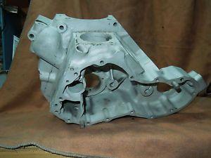 1955 Harley Panhead Right Side Engine Case Original