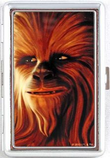 Star Wars Metal Cards