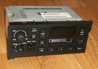 1984 2000 Dodge RAM Jeep Cherokee Radio Cassette Tape Stereo