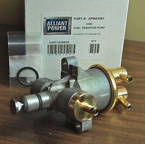 Carter Diesel Fuel Transfer Pump Ford Powerstroke 7 3L 94 98 99 03 T444E