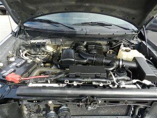 Ford Crew Cab FX4 4x4 Custom Wheels Tires Auto Tow Boards Flex Fuel