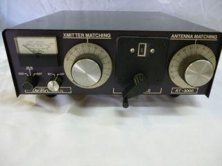Dentron RT 3000 HF Ham Radio Antenna Tuner