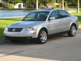 2005 04 VW Passat TDI GLS One Owner Turbo Diesel Low Miles Non Smoker