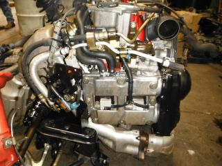 Subaru WRX STI Version 8 V8 JDM EJ20 Turbo Engine JDM EJ207 Motor AWD Trans ECU