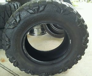 1 35x12 50x18 Nitto Mud Grappler Tire 35x12 50R18 M T 35 inch 35 12 50 28