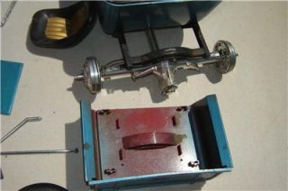 Model Kit Lot Parts Junkyard 5 1 8 Vintage Big Tub