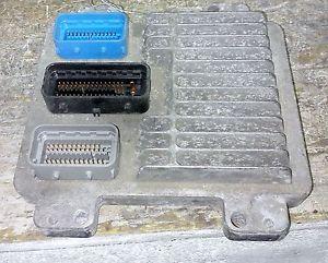 06 Chevy Equinox 3 4L FWD Engine Computer Unit ECM ECU P N 12604816