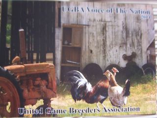 Gamefowl Ugba 2014 Calendars