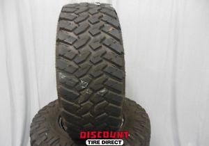 4 Used 35 1250 18 Nitto Trail Grappler M T Mud Tires 1250R R18