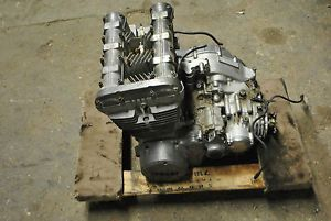 79 Yamaha XS750 Special Motor Engine Parts Only Seized XS 750 79XS750 2