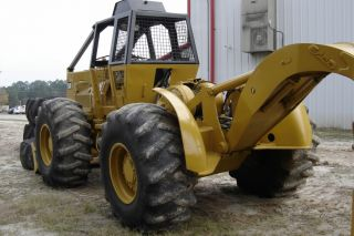 1980 Caterpillar 518 Log Skidder