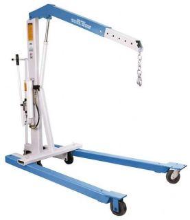 OTC 1820 4 400 lbs Capacity Heavy Duty Crane ENGINE HOIST 7 199 95