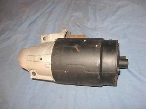 Rebuilt Starter Motor Small Big Block Chevy Never Used Very Clean WOW