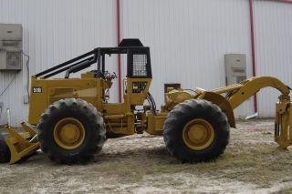 1980 Caterpillar 518 Log Skidder