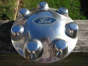 Ford Truck F150 F250 Wheel Center Cap Hubcap Heritage 1997 2004 Chrome 7 Lug