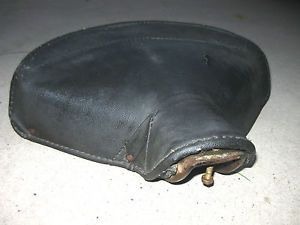 Harley Indian Antique Motorcycle Seat Vintage Solo Seat Bobber