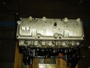 Brand New 2 2 L G M Chevy Vortec Longblock Crate Engine