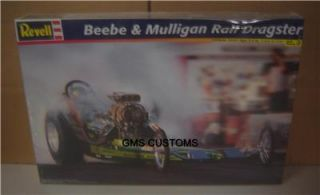 Revell 85 7699 1 16 Beebe Mulligan Rail Dragster