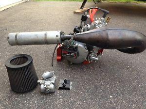99 Banke B5 Honda CR125 CR 125 Shifter Kart Engine Complete