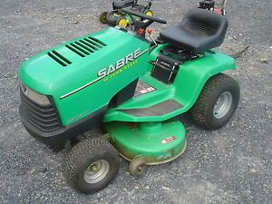 Used Sabre 15 5 38 by John Deere Lawn Tractor Gear Transmission